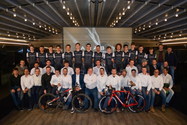 La categoría sub23 tendrá un nuevo equipo en 2020: el Arabay Team