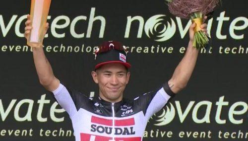 Clasificación etapa 2 Santos Tour Down Under