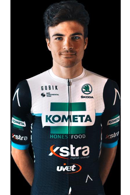 Diego Pablo Sevilla Kometa Xstra 2020