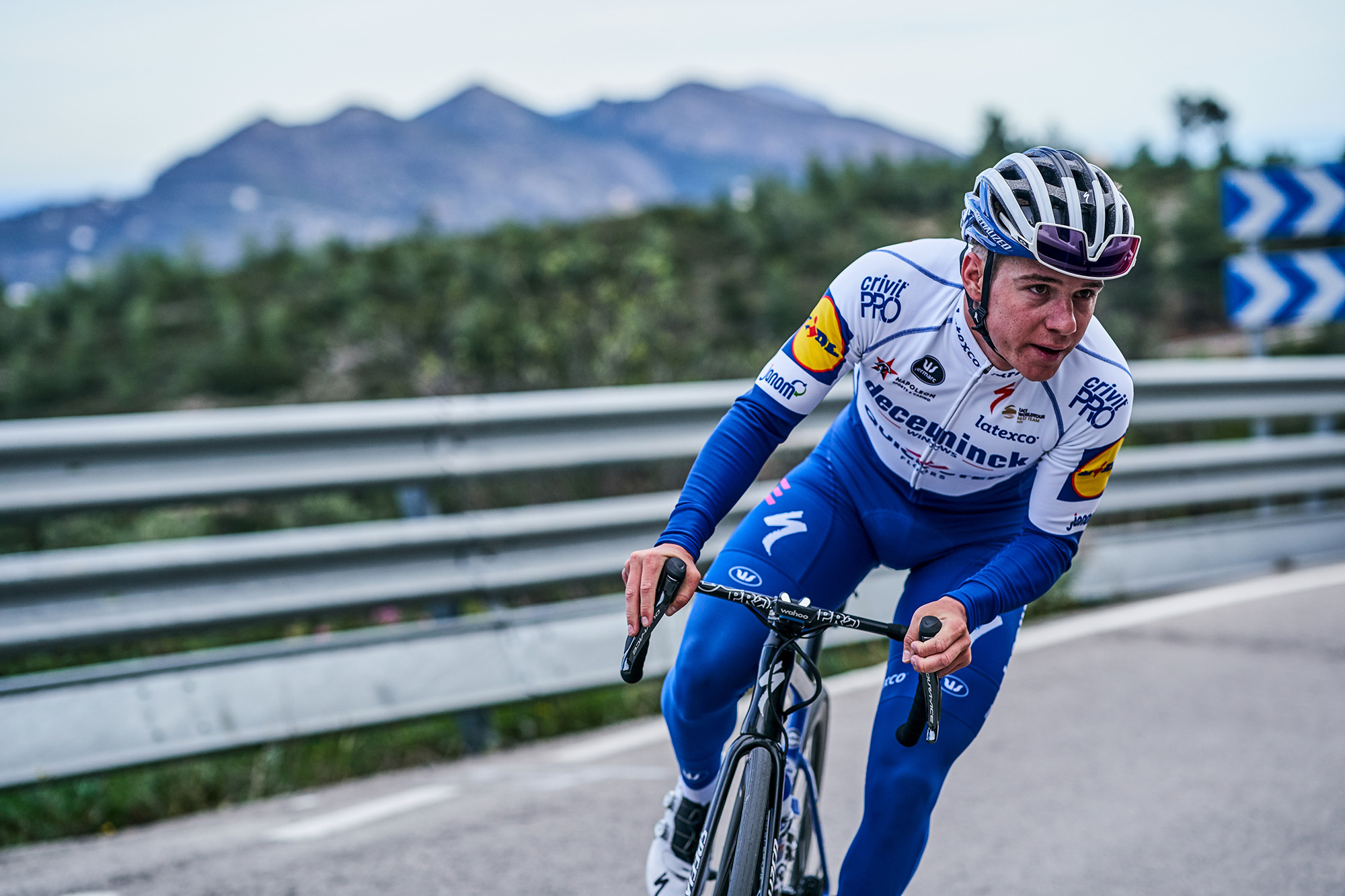 Deceuninck Quick Step, Remco Evenepoel 2020
