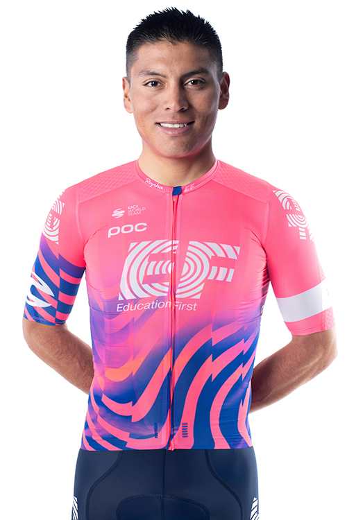 Jonathan Caicedo EF Education First 2020