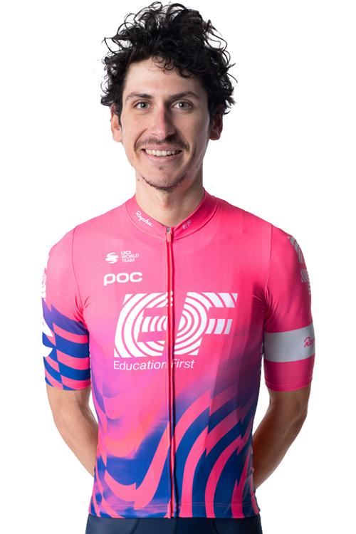 Lachlan Morton EF Education First 2020