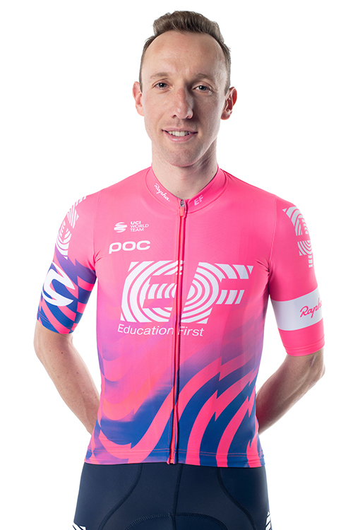 Mike Woods EF Education First 2020