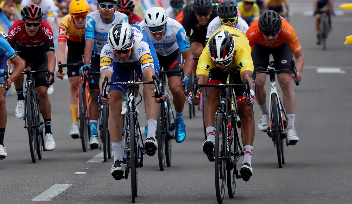 Juan Sebastián Molano logra su tercera victoria de etapa en el Tour de Colombia 2.1
