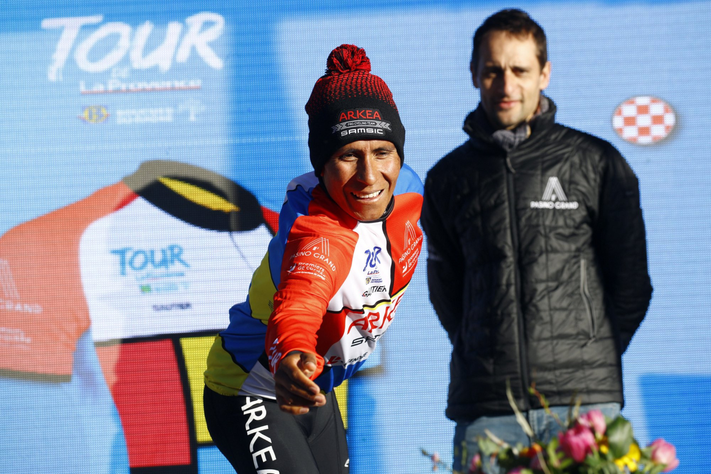 Nairo Quintana gana su primer Tour de La Provence y Owain Doull la última etapa