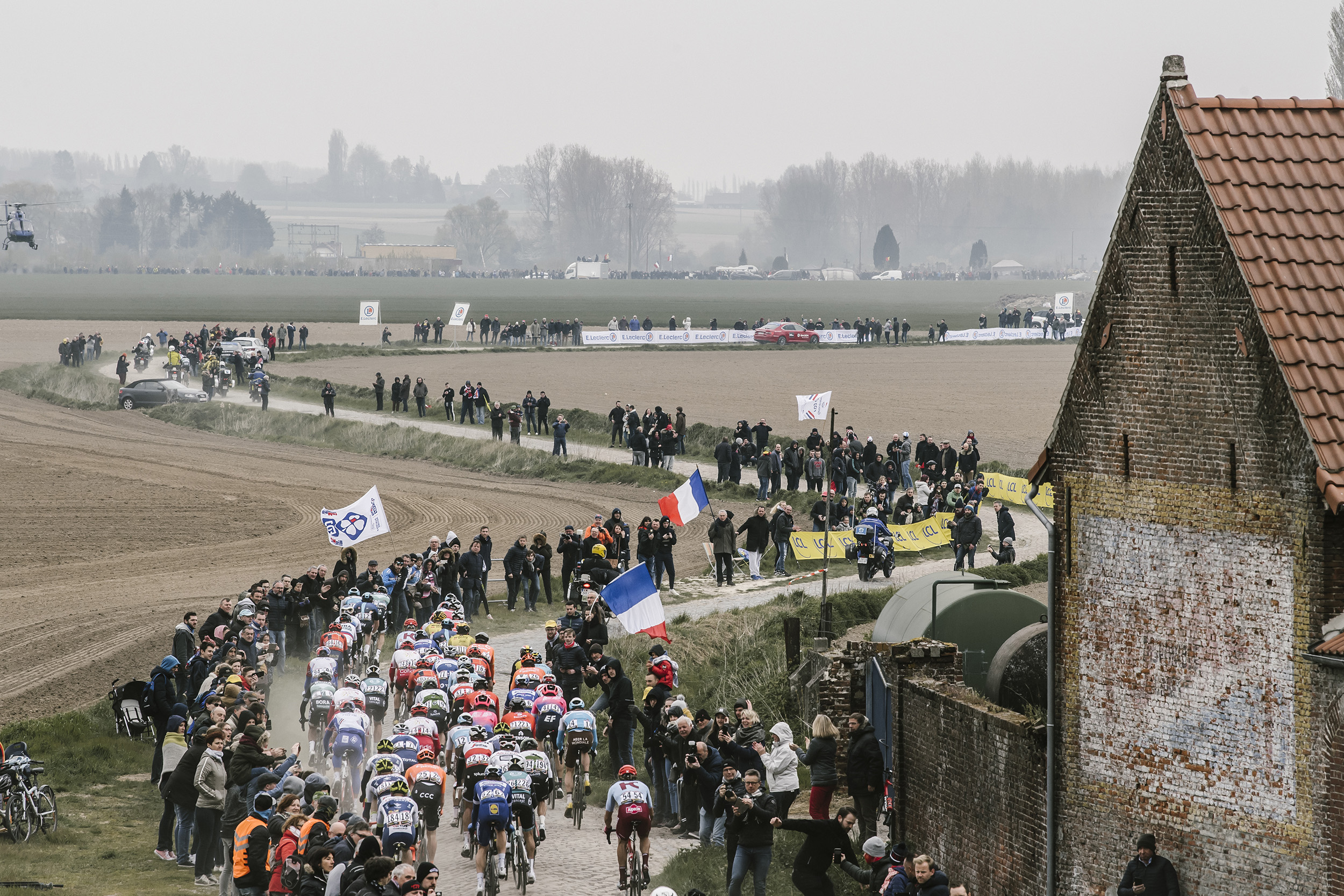 Paris Roubaix 2020