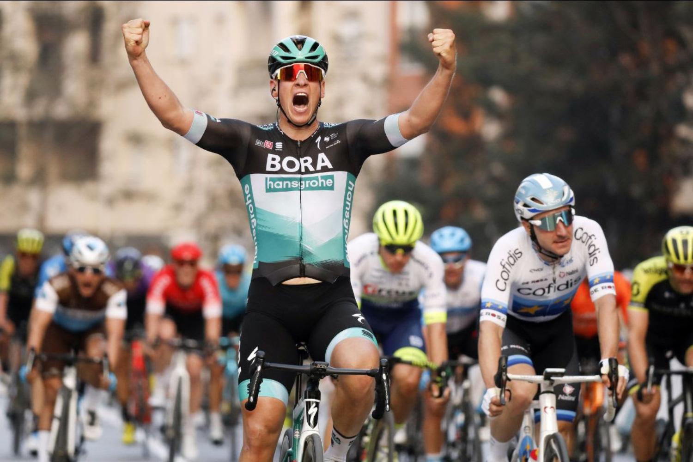 Pascal Ackermann gana su segunda Clásica de Almería consecutiva