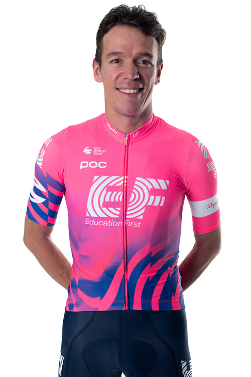 Rigoberto Uran EF Education First 2020
