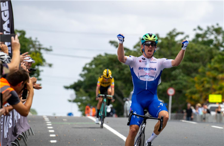 Shane Archbold gana su primer Campeonato de Nueva Zelanda en ruta