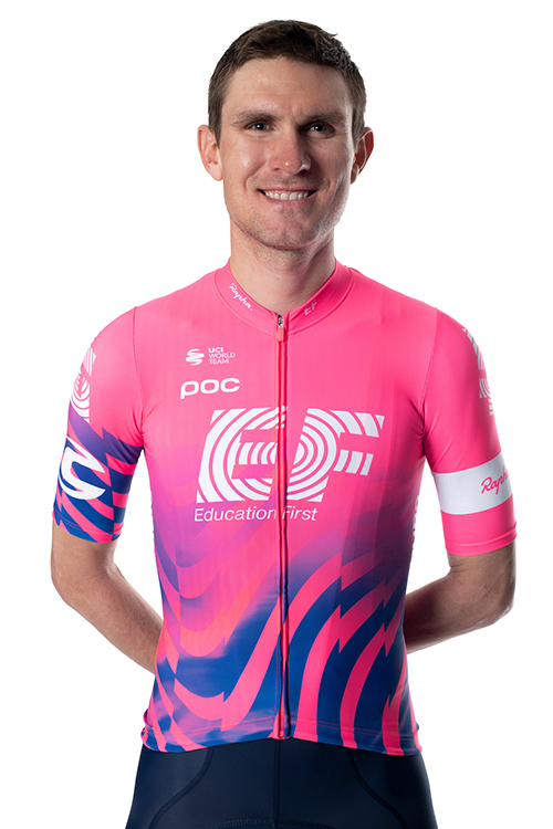 Tejay Van Garderen EF Education First 202 0