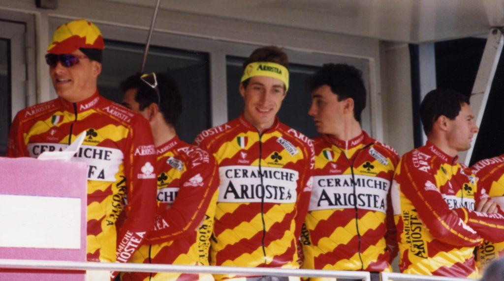 Equipo Ariostea ciclismo