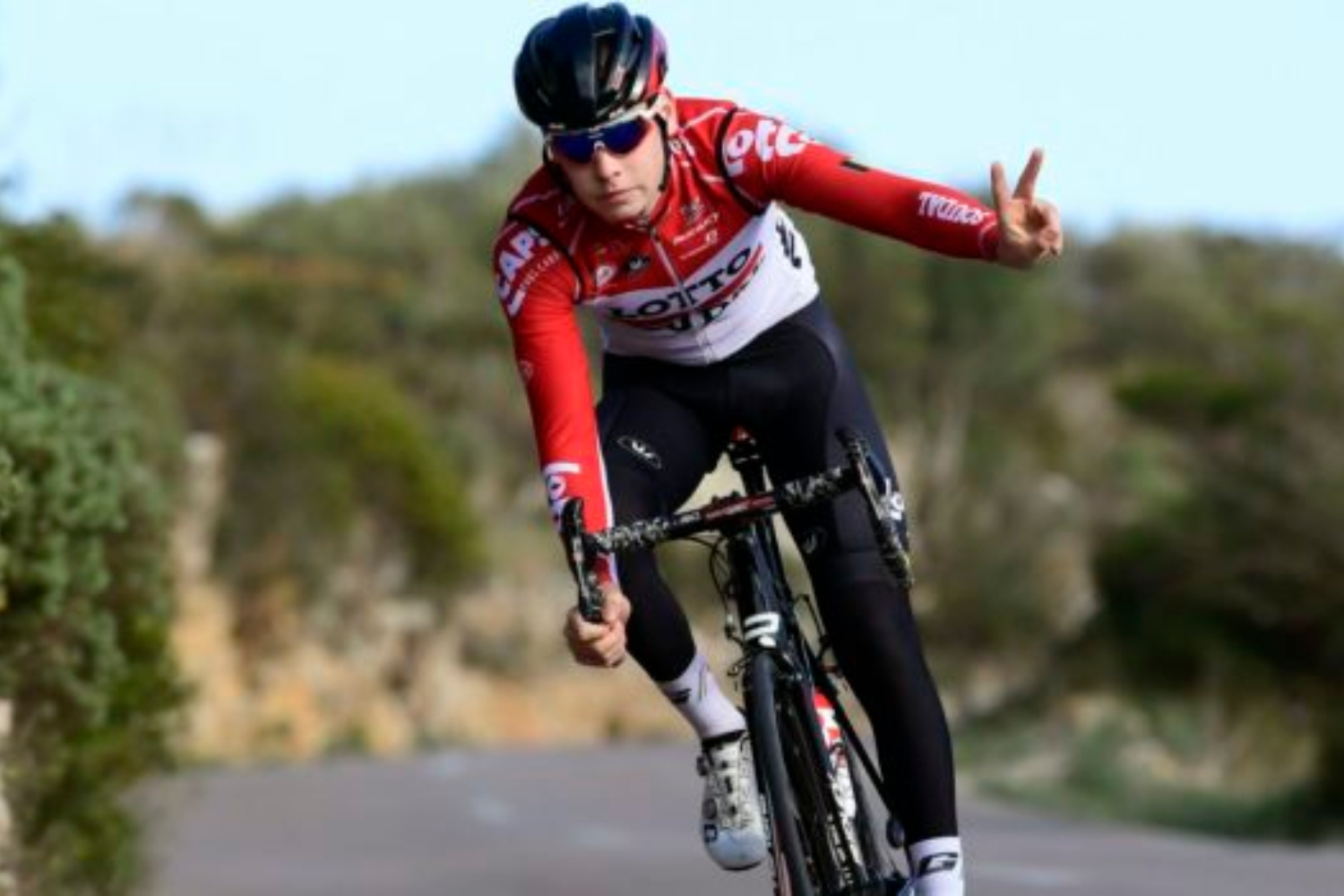 Harm Vanhoucke Lotto Soudal