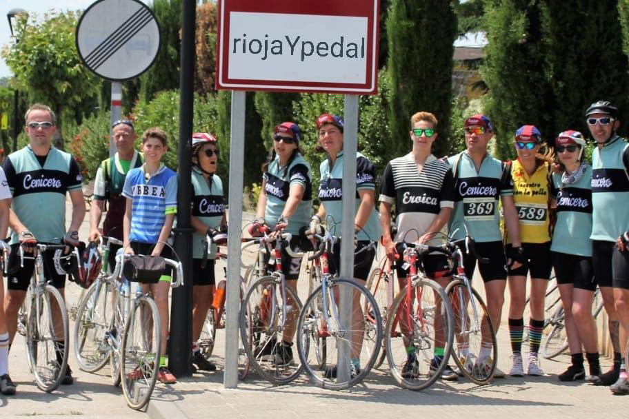 Marcha Rioja y Pedal