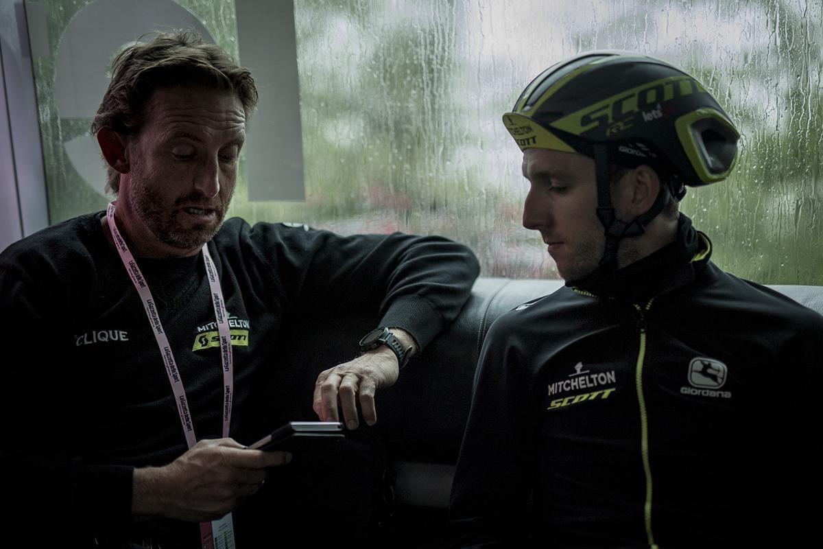"Matt White: ""El Tour de Francia sin gente sería raro"""