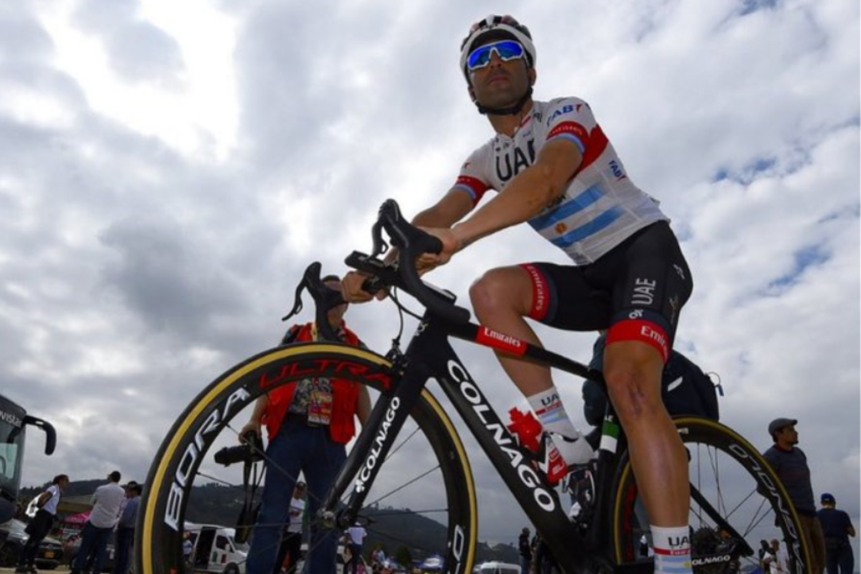 Maximiliano Richeze UAE Team Emirates