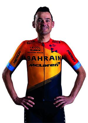 Rafael Valls Bahrain McLaren 2020