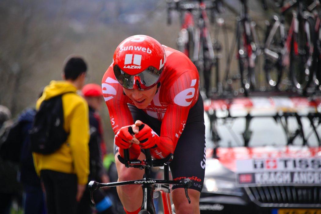 Soren Kragh Andersen ganó la cuarta etapa de la París-Niza.