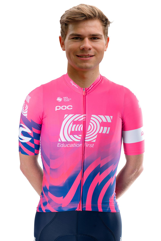Stefan Bissegger EF Pro Cycling