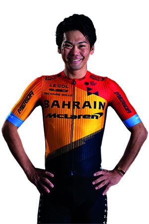 Arashiro Yukiya Bahrain McLaren 2020