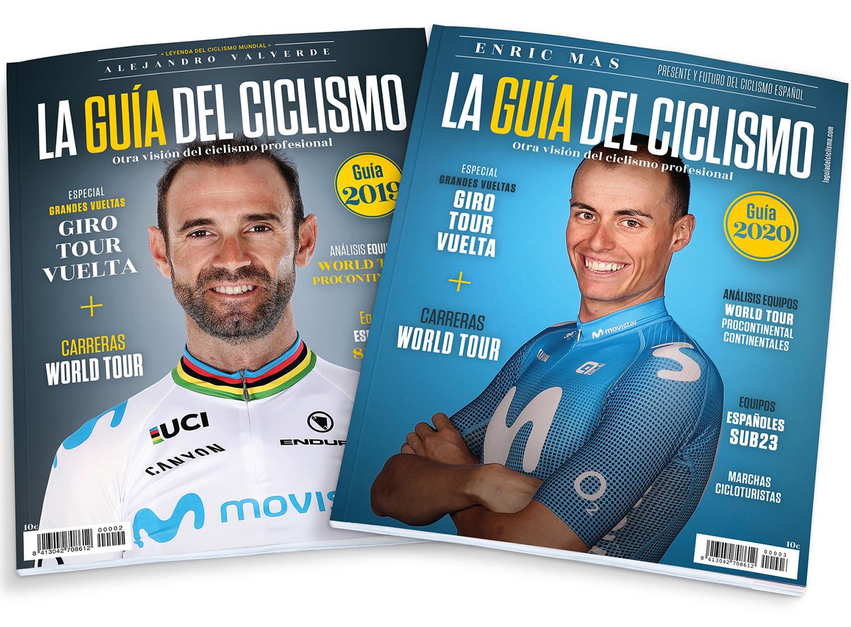 Pack La Guia del Ciclismo 2018 y 2019