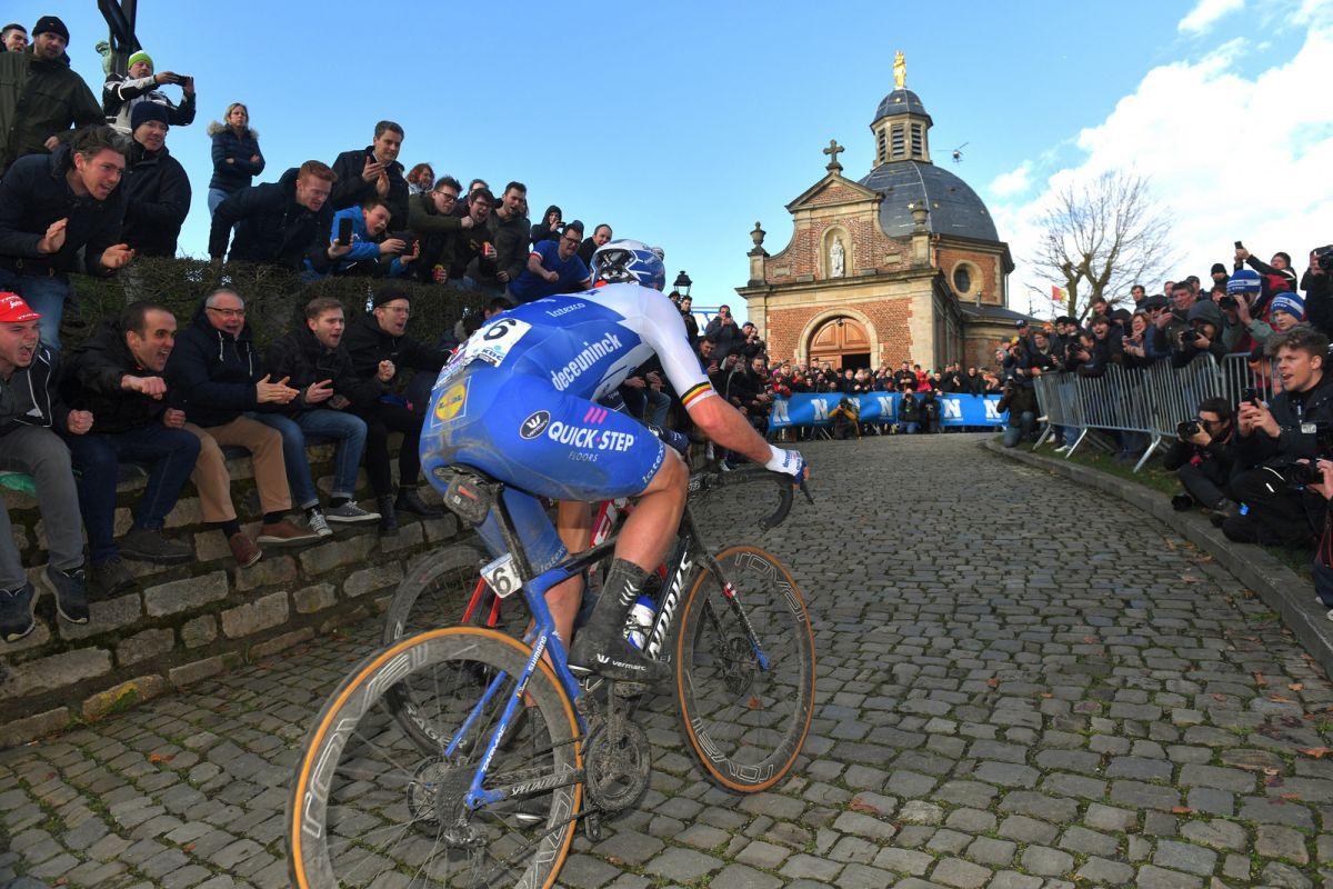 """Yves Lampaert: """"El Tour de Flandes es nuestro Campeonato Mundial"""""""