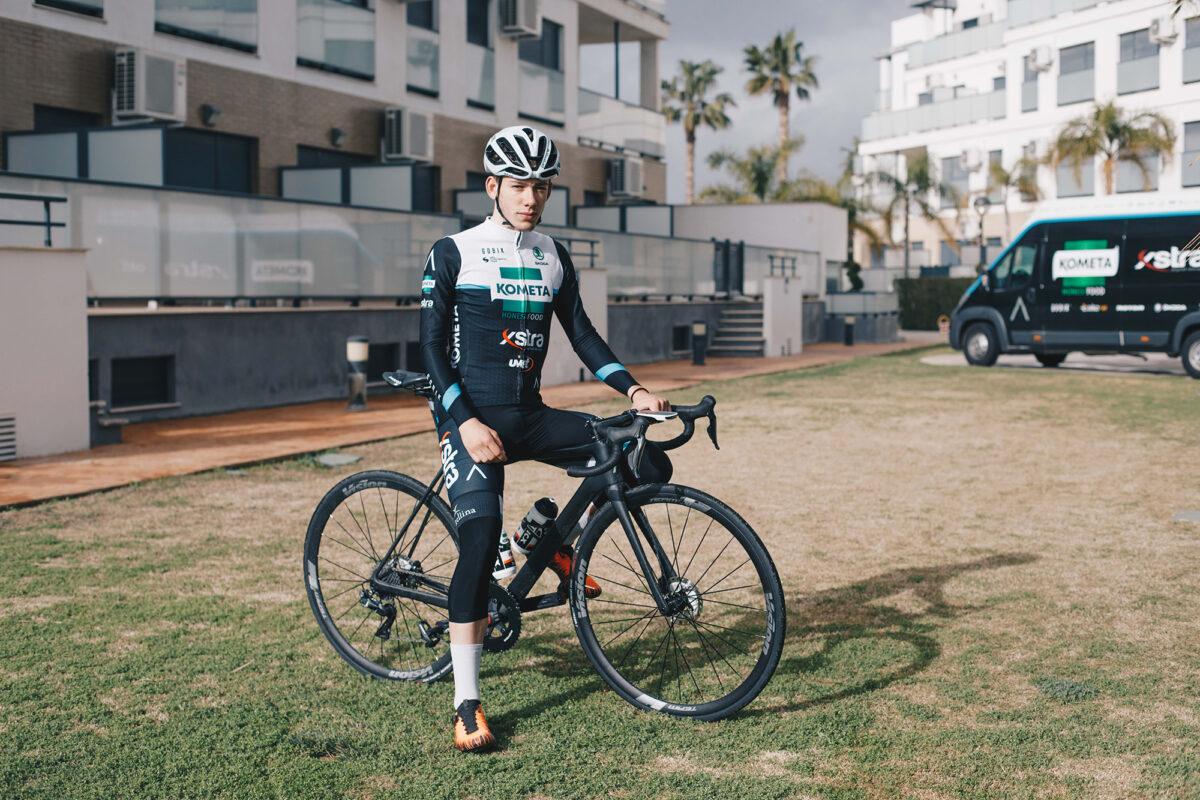 Fancellu dará el salto a World Tour en 2021 con el Trek.