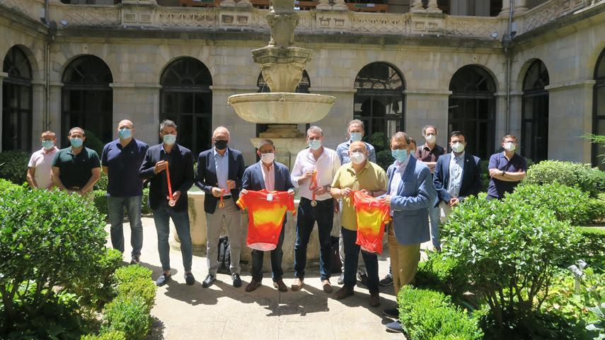 Campeonato de España de Jaén 2020