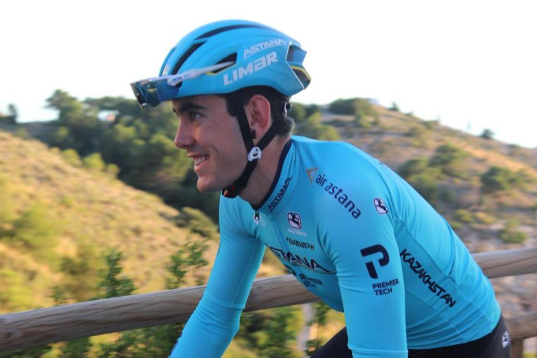 Alex Aranburu Astana Pro Team