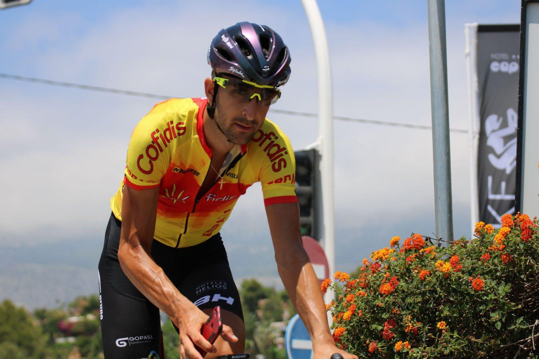 Diego Rubio ha sido uno de los ciclistas convocados por Momparler.