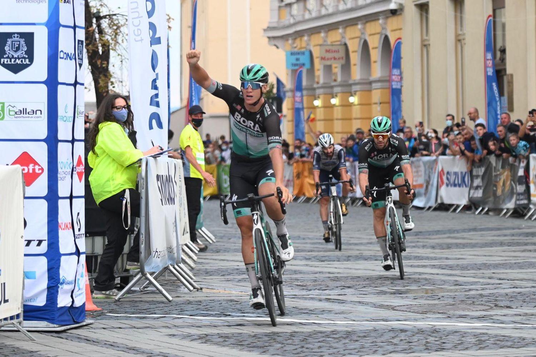 Pascal Ackermann BORA hansgrohe Sibiu Tour 2020