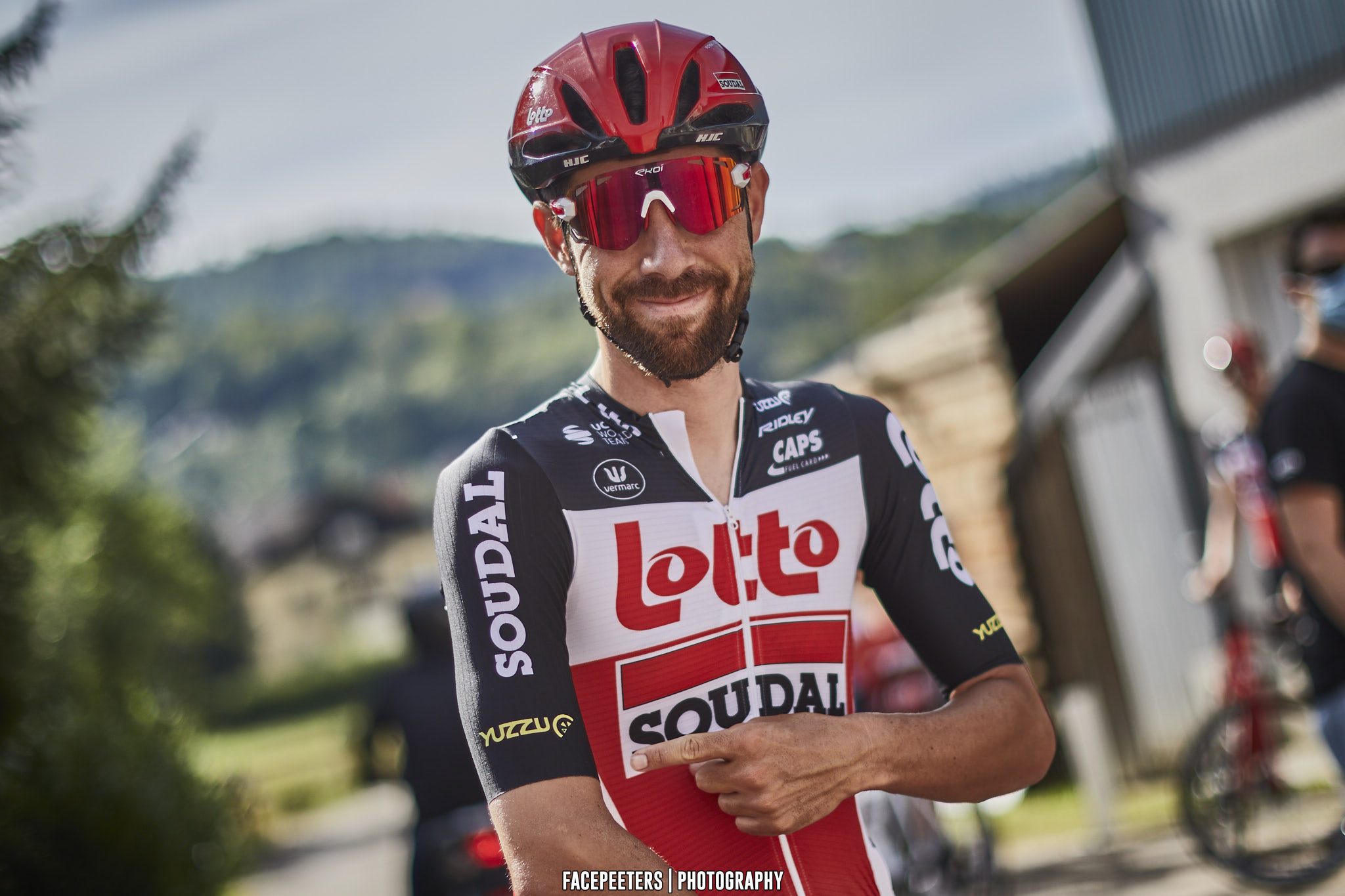 Thomas de Gendt seguirá hasta los 36 años en el Lotto Soudal (Facepeeters)