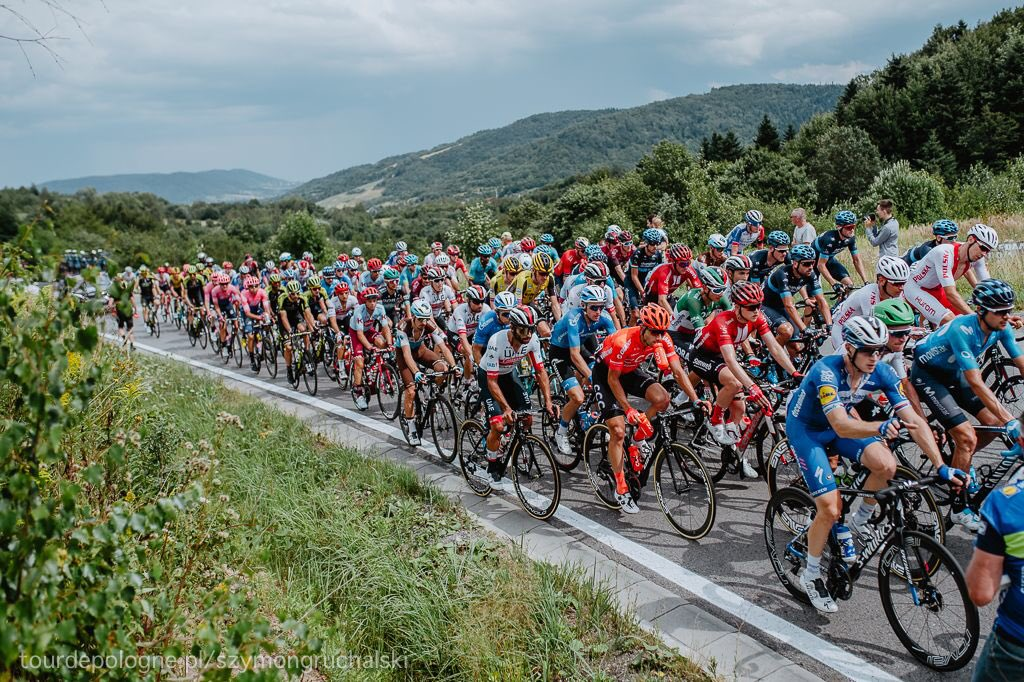 El Tour de Polonia anuncia su recorrido con cinco etapas