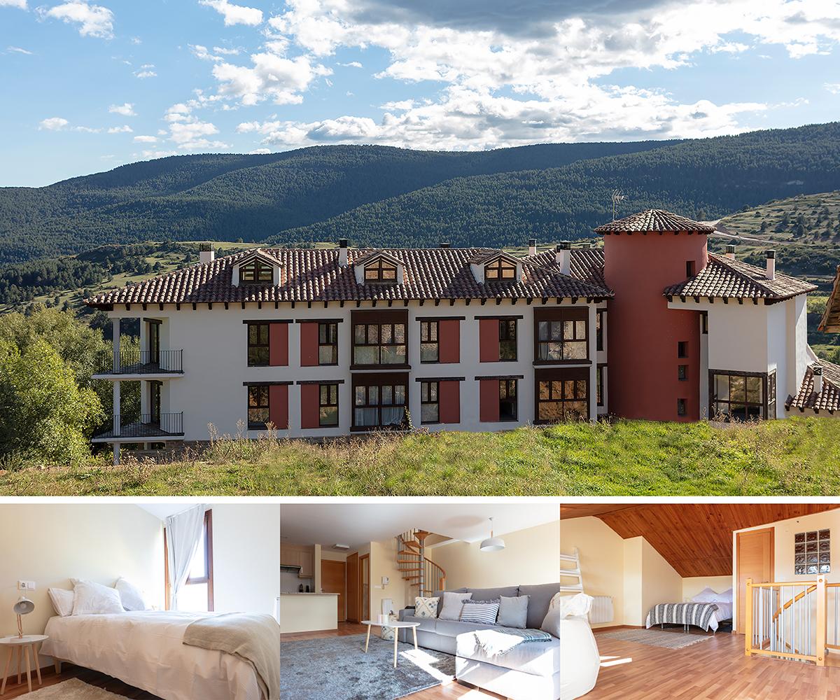 Gudar Confort, el mejor hospedaje en Valdelinares