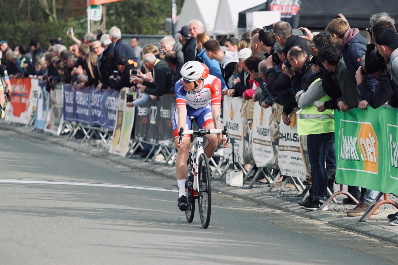 Jake Stewart, ciclista del Groupama FDJ