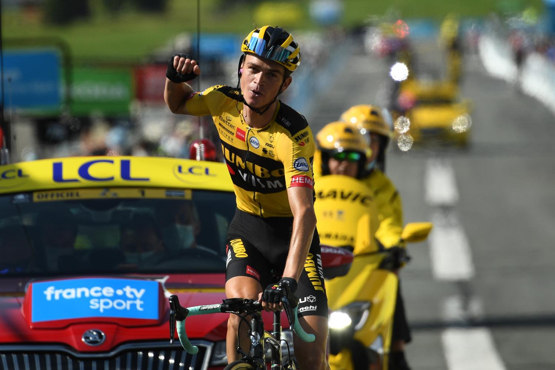 Sepp Kuss logra la victoria en la última etapa del Critérium del Dauphiné 2020