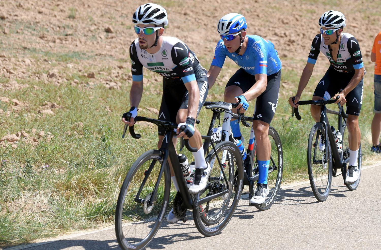 """Alejandro Ropero: """"En mi vida voy a olvidar victoria del Giro de Italia sub23"""""""