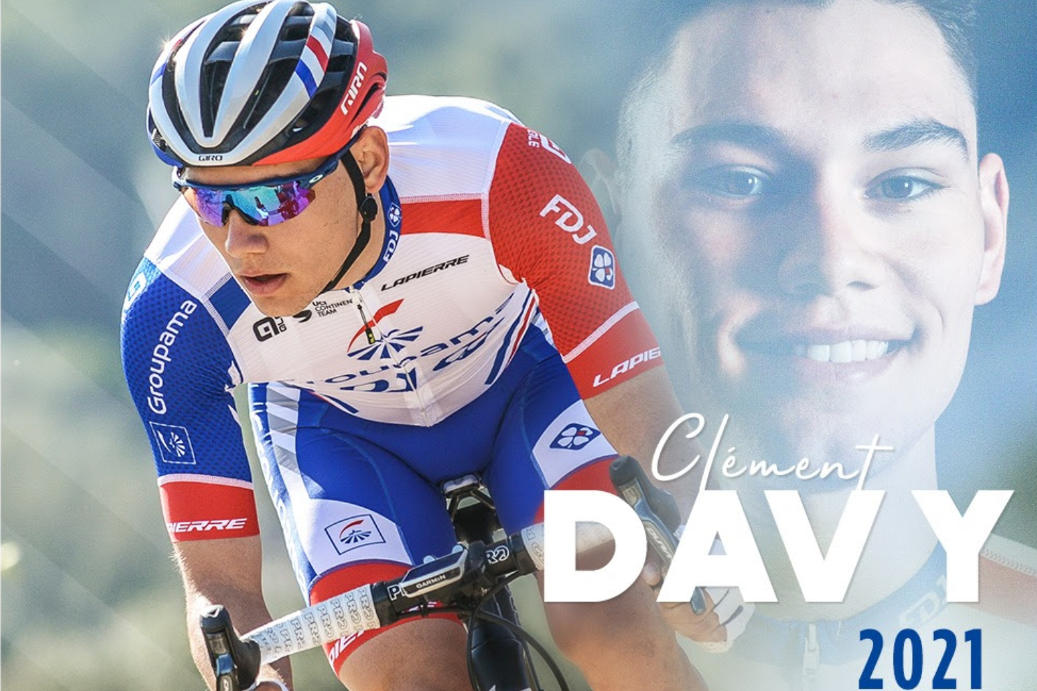 Clément Davy »Equipe continentale Groupama-FDJ
