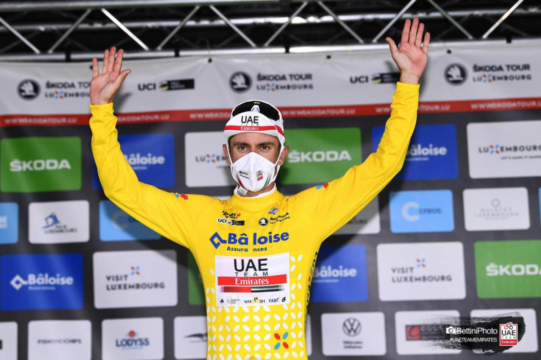 Diego Ulissi ganador del Tour de Luxemburgo 2020
