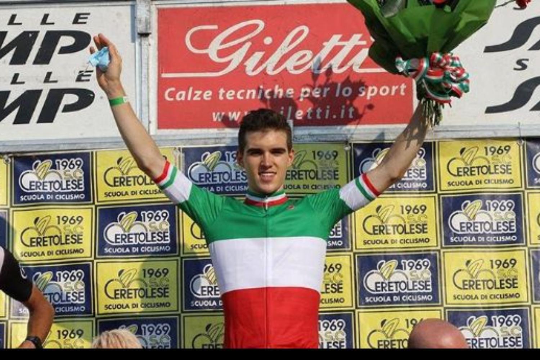 El Bora-hansgrohe ha anunciado el fichaje del italiano Giovanni Aleotti, procedente del Cycling Team Friuli ASD, para las próximas tres temporadas.