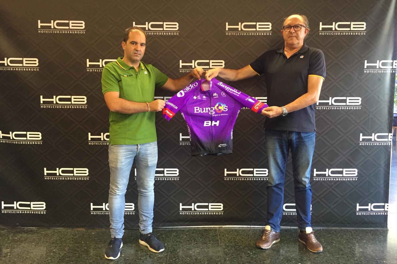 Rubén Pérez, director deportivo Burgos BH