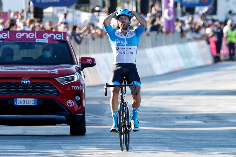 Alex Dowsett Giro de Italia 2020