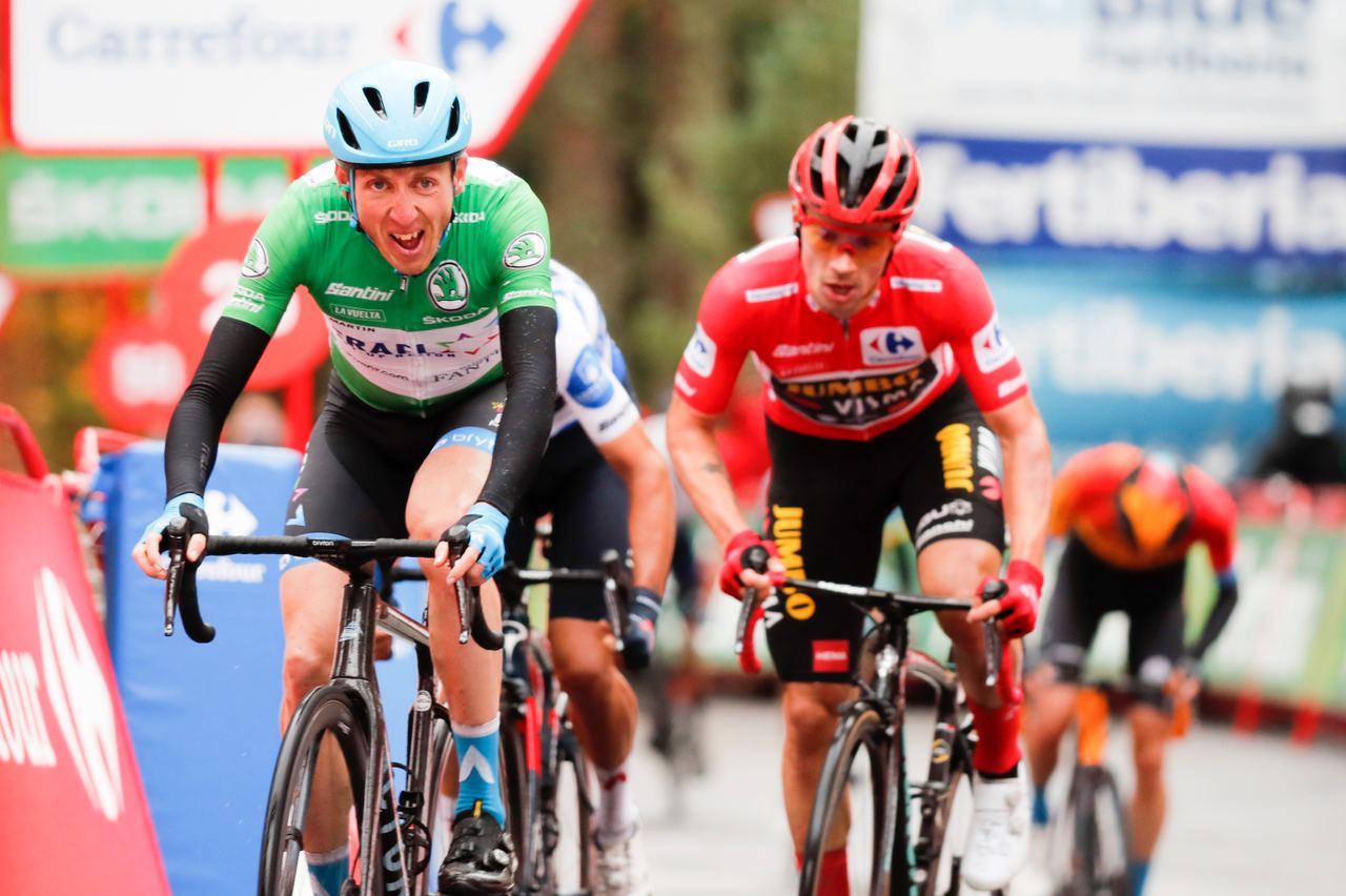 Dan Martin ganó la tercera etapa de la Vuelta a España 2020 (Photo Gomez Sport)