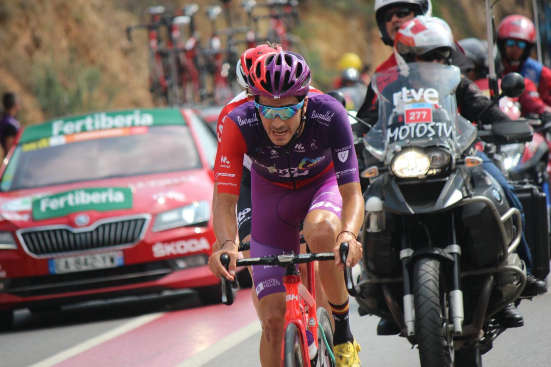 Jorge Cubero Vuelta a España 2019