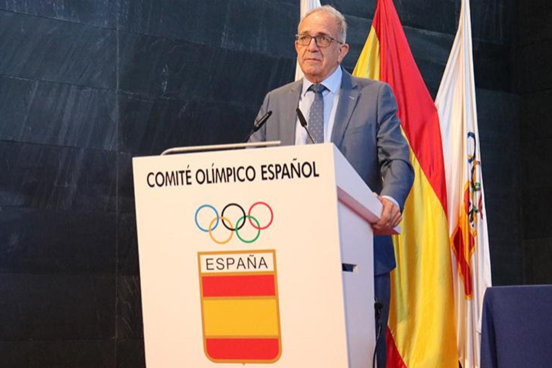 José Luis López Cerrón, presidente de la RFEC