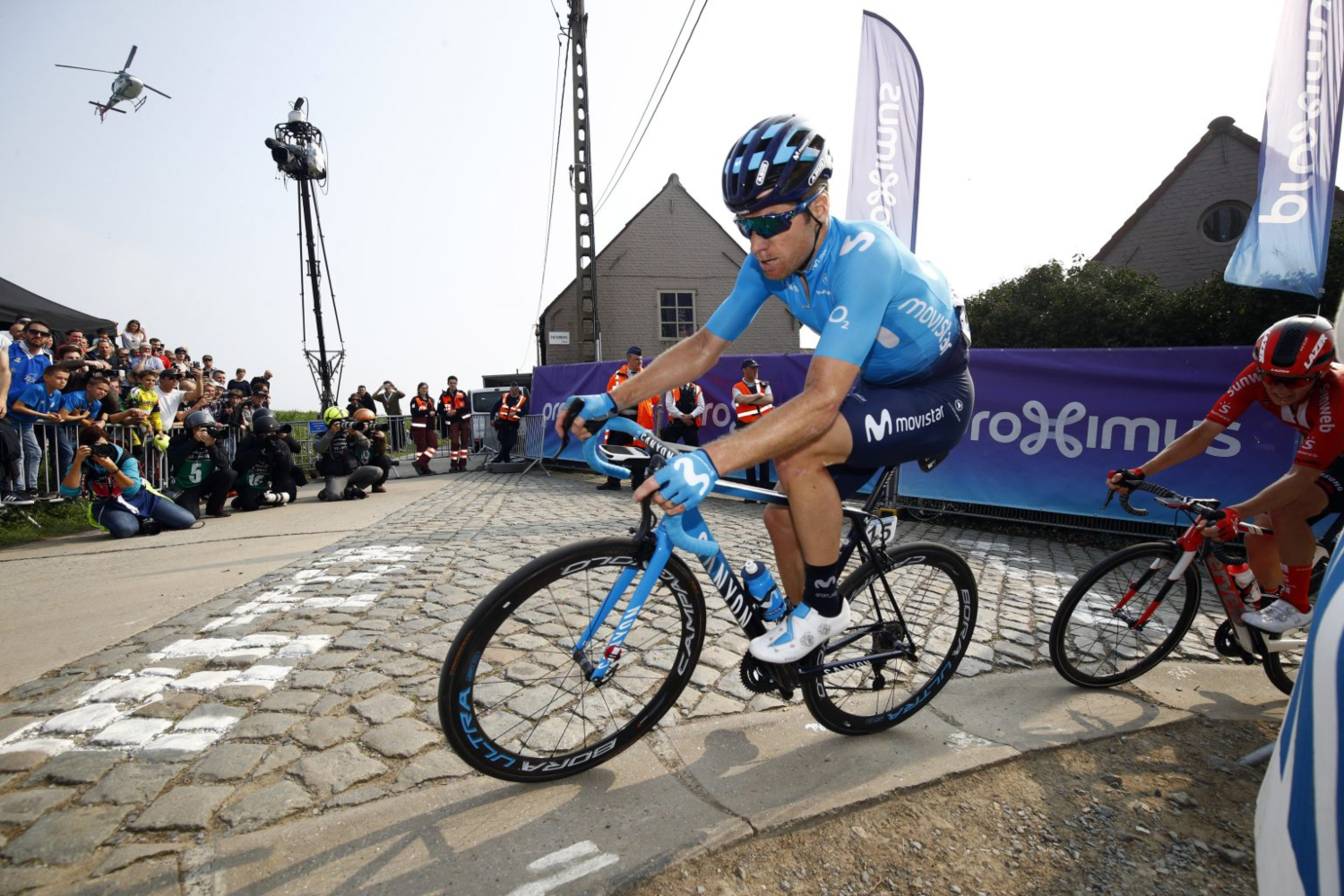 Jurgen Roelandts Movistar Team 2020