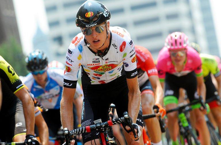 Keegan Swirbul correrá en el Rally Cycling.