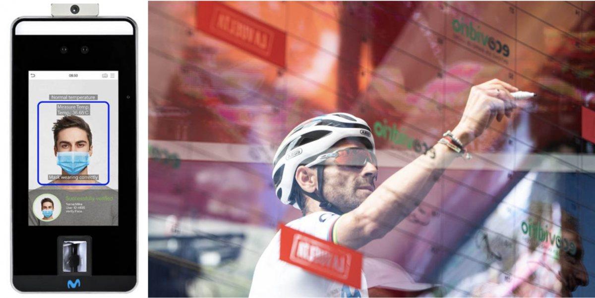 El reconocimiento facial se utilizará por primera vez en La Vuelta.