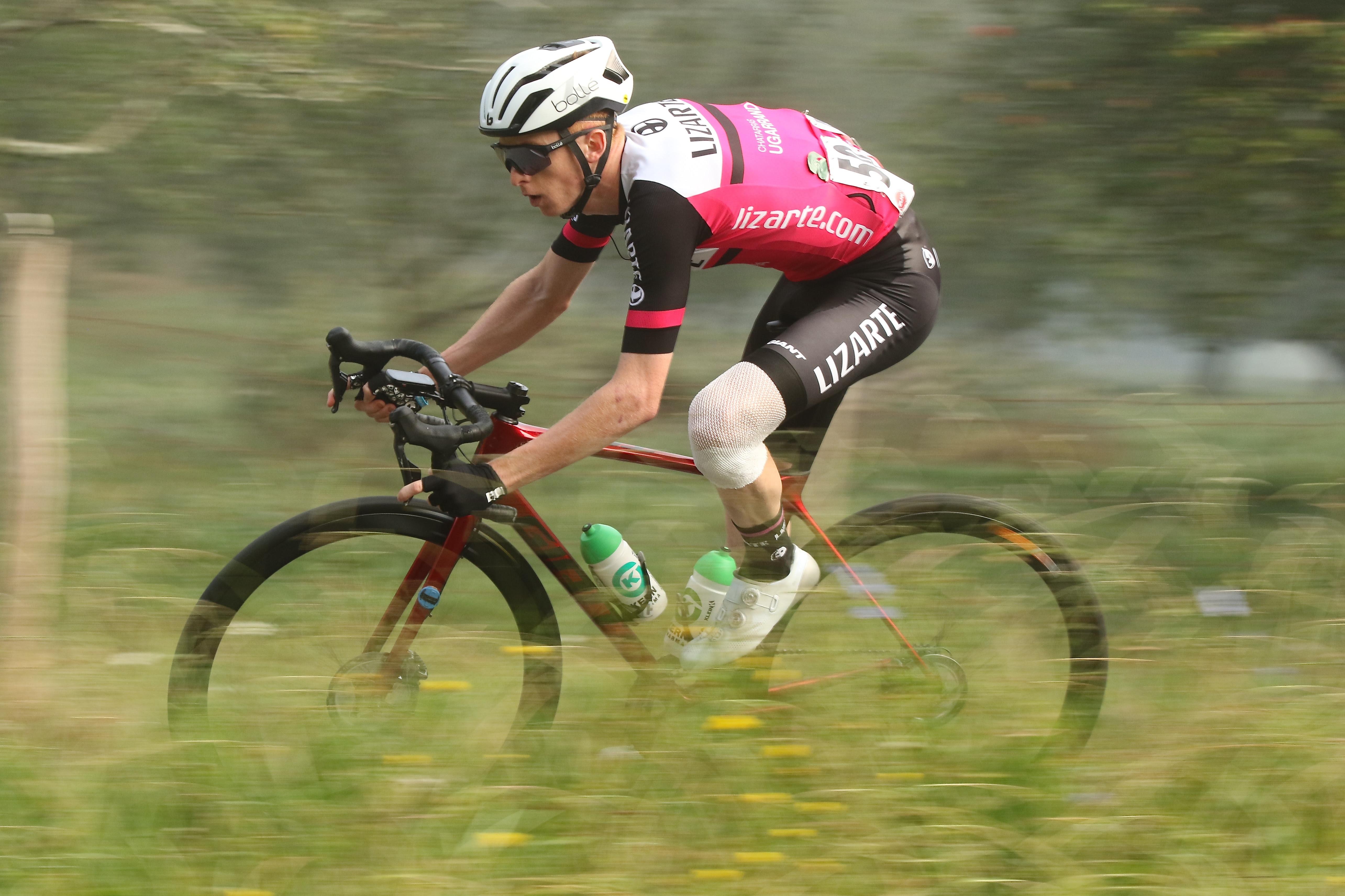 Ferran Robert estará en el equipo de Valverde en 2021 (Oskar Matxin).