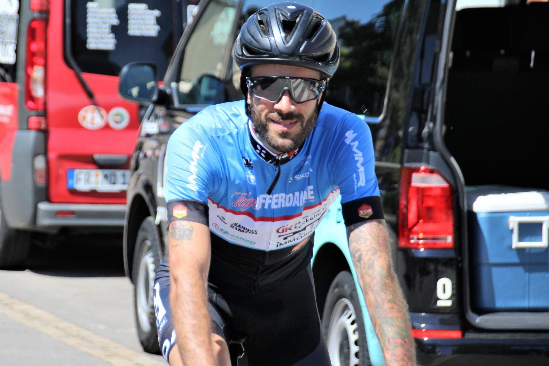 Gabriel Muller, nuevo corredor del Burgos-BH