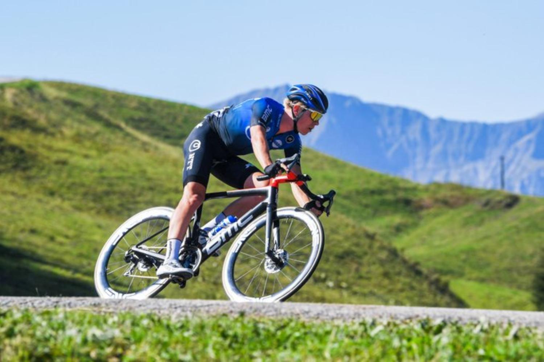 Michael Valgren, ciclista del NTT 2020